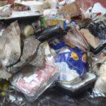 food waste (packaging)